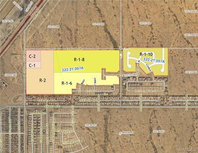 Kingman Residential Lots & Land For Sale: Castlerock Village Tract 6010a