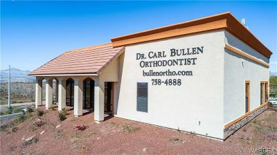 Golden Valley, Bullhead Commercial For Sale: 2021 Camino Real Boulevard #3