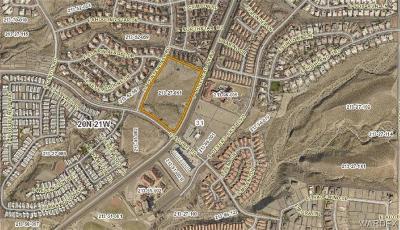 Bullhead Residential Lots & Land For Sale: 0000 Bullhead Pkwy & Adobe