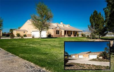 Mohave Valley Single Family Home For Sale: 2303 E Hulet Avenue