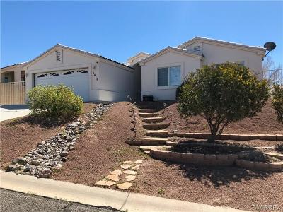Fort Mohave Single Family Home For Sale: 2416 E Midgo Drive
