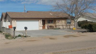 Kingman Single Family Home For Sale: 4779 N College Drive