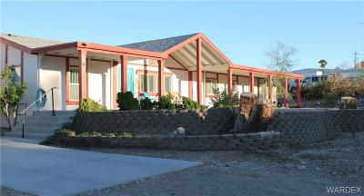 Mohave County Manufactured Home For Sale: 1630 Mesa Vista Drive