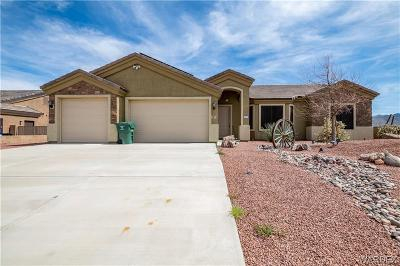 Kingman Single Family Home For Sale: 3316 Monte Moro Street