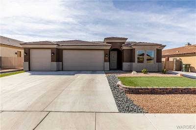 Kingman Single Family Home For Sale: 2638 Diamondback Drive