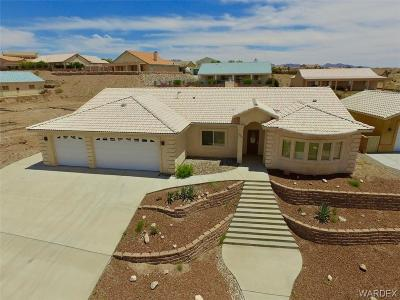 Bullhead Single Family Home For Sale: 3464 Sunlamp Drive