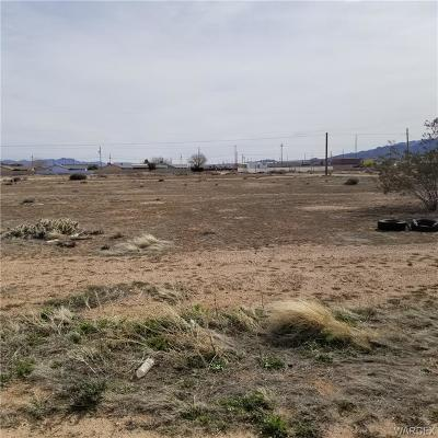 Mohave County Residential Lots & Land For Sale: 3594 N Coolidge Street