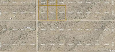 Mohave County Residential Lots & Land For Sale: 3 Lots Imperial Drive