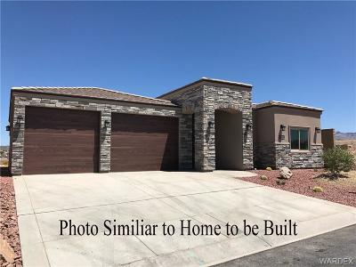 Mohave County Single Family Home For Sale: 2860 Fort Silver Drive