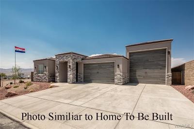 Mohave County Single Family Home For Sale: 2861 Steamboat Drive