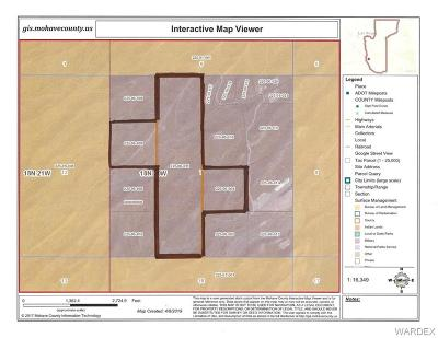 Mohave County Residential Lots & Land For Sale: 0000