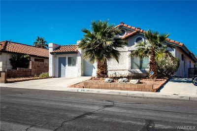 Laughlin (Nv) Single Family Home For Sale: 1688 Esteban Avenue