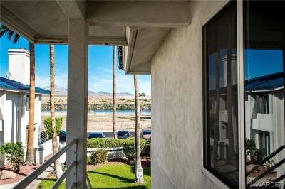 Bullhead Condo/Townhouse For Sale: 1800 Clubhouse Drive #70