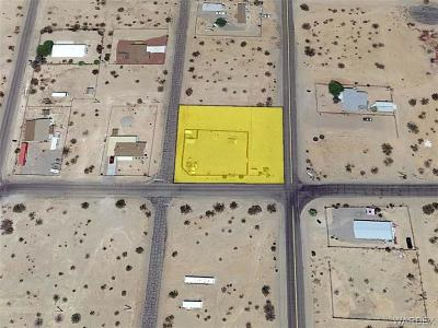 Mohave County Residential Lots & Land For Sale: 12743 S Oatman Highway