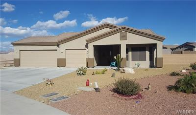 Bullhead Single Family Home For Sale: 2668 Woods Canyon Road