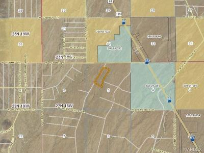 Mohave County Residential Lots & Land For Sale: Tbd N Coolidge