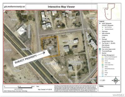 Kingman Residential Lots & Land For Sale: Tbd N Evelyn Drive