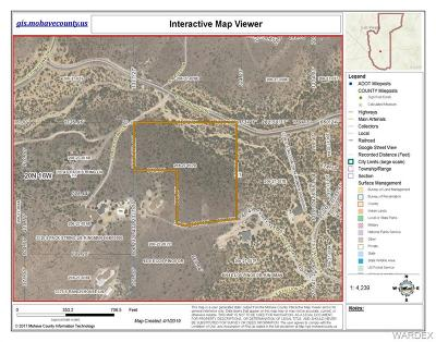 Kingman Residential Lots & Land For Sale: E Los Pinos