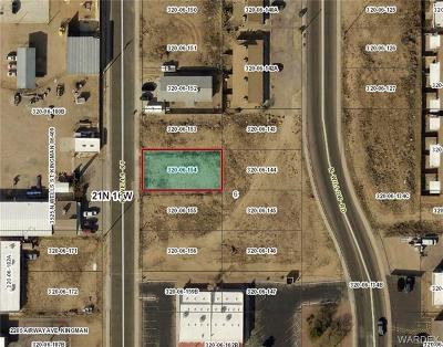 Kingman Commercial For Sale: Lot 17 N Wells