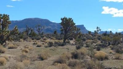Mohave County Residential Lots & Land For Sale: 26792 N Yucca Road