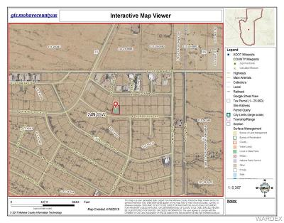 Kingman Residential Lots & Land For Sale: 7401 E Horseshoe Drive