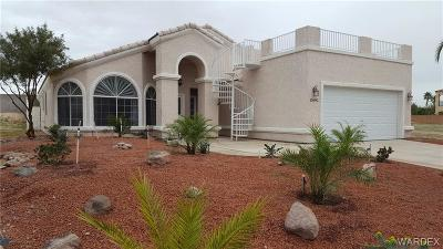 Mohave Valley Single Family Home For Sale: 10692 S River Terrace Drive