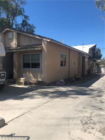 Bullhead Single Family Home For Sale: 405 Swan Drive