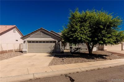 Mohave Valley Single Family Home For Sale: 10729 Peaceful Water Cove Cove