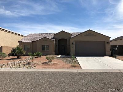 Fort Mohave Single Family Home For Sale: 2198 E Couples Lane