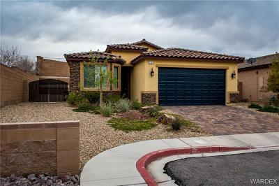 Laughlin (Nv) Single Family Home For Sale: 2160 Delmar Farms Court
