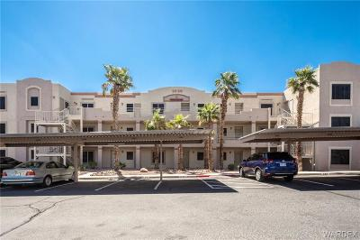 Laughlin (Nv) Condo/Townhouse For Sale: 2020 Mesquite Lane #101
