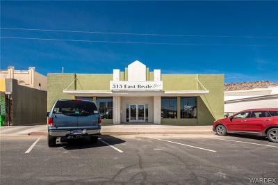 Kingman Commercial For Sale: 515 E Beale Street