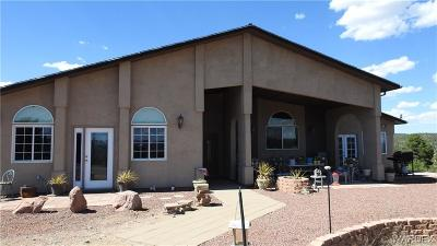 Kingman Single Family Home For Sale: 3242 N Willows Ranch Road