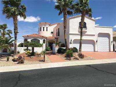 Bullhead Single Family Home For Sale: 2893 Palo Brea Circle