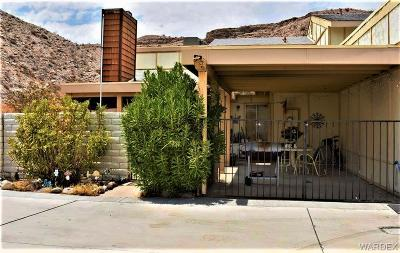 Laughlin (Nv) Condo/Townhouse For Sale: 168 Sundance Shores Drive