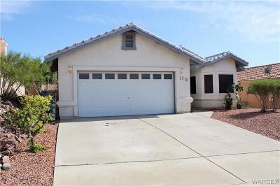 Bullhead Single Family Home For Sale: 2270 Diamond Creek Road