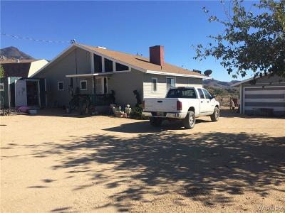 Chloride Single Family Home For Sale: 4848 W Rainbow Avenue