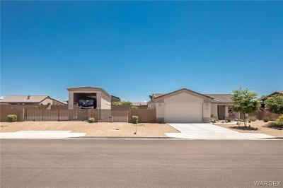 Bullhead Single Family Home For Sale: 2560 Sonoran Desert Road