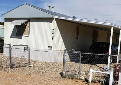 Kingman Manufactured Home For Sale: 2435 E Hearne Avenue