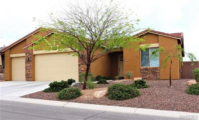Bullhead Single Family Home For Sale: 3088 Fort Mojave Drive
