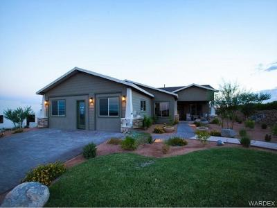Bullhead Single Family Home For Sale: 2541 Trade Wind Drive