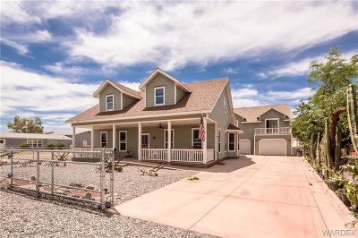 Mohave Valley Single Family Home For Sale: 8157 Aspen Drive