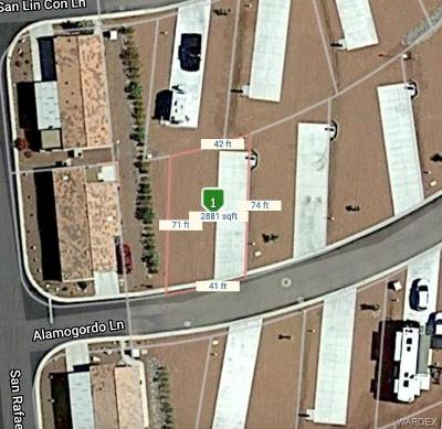 Bullhead Residential Lots & Land For Sale: 2329 Alamogordo Lane