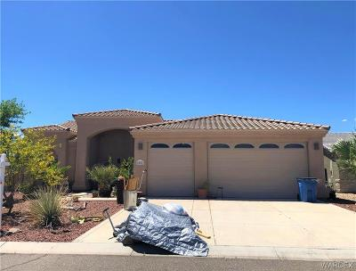 Fort Mohave Single Family Home For Sale: 5587 S Praise Avenue