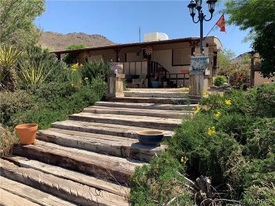 Mohave County Manufactured Home For Sale: 3296 N Klondyke Road