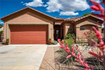 Bullhead Single Family Home For Sale: 1487 Aztec Cove
