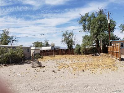 Fort Mohave Residential Lots & Land For Sale: 1407 E Keem Road