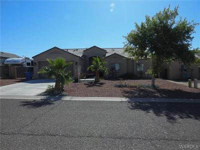 Fort Mohave Single Family Home For Sale: 5696 S Trevino Way