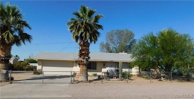 Fort Mohave Single Family Home For Sale: 5562 S Topaz