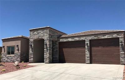 Bullhead Single Family Home For Sale: 2681 Steamship Drive